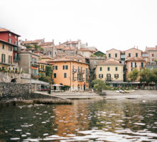 Lake Como Elopement Photography
