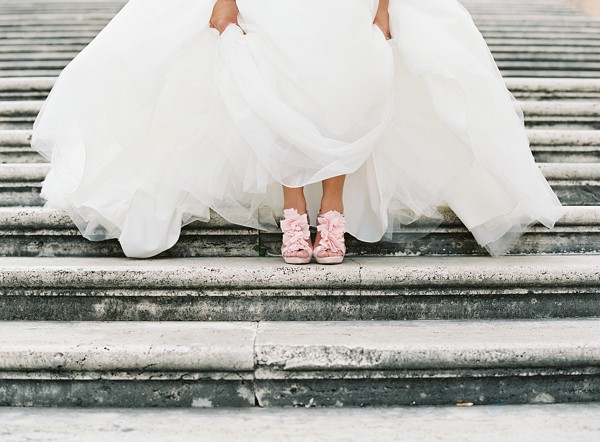 Italy Wedding Photography in Rome