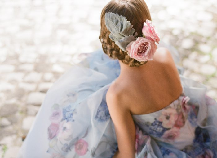rome destination wedding photography editorial