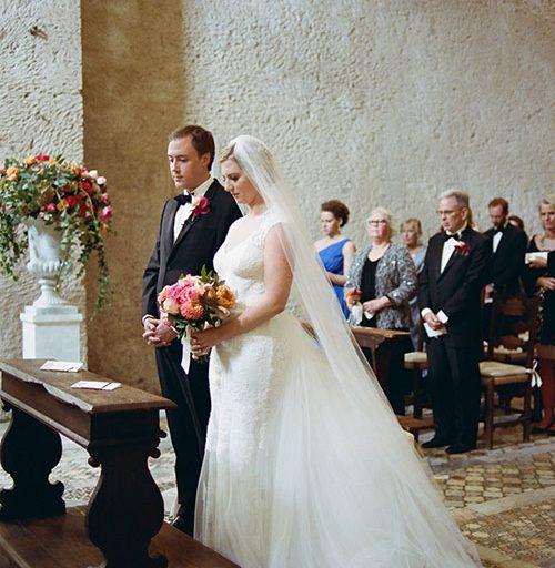 wedding photography at La Badia, Orvieto