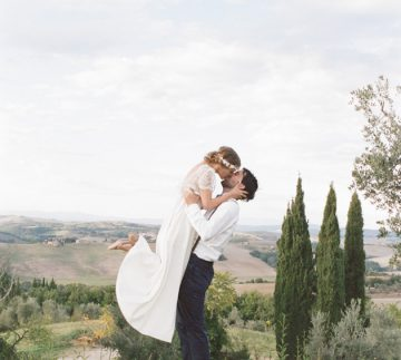 Destination wedding photographer in Tuscany, Italy