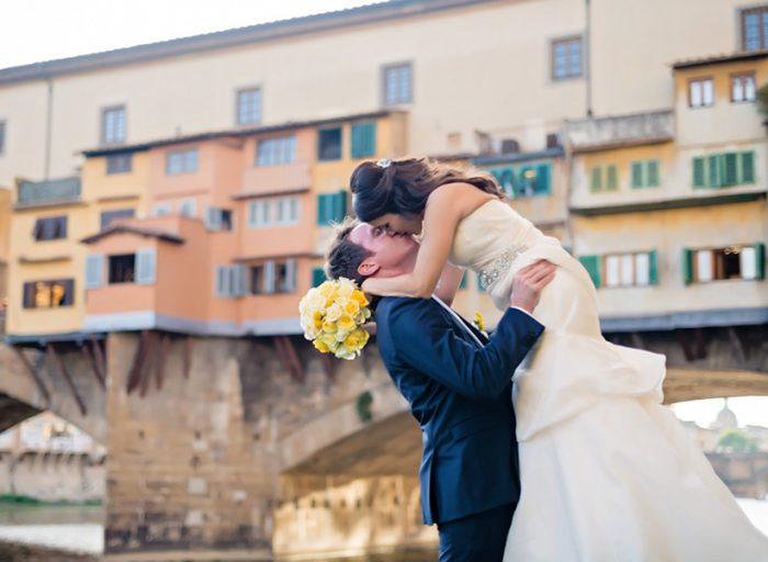Destination Wedding Photographer at Four Seasons in Florence