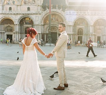Venice Elopement Photography Rochelle Cheever