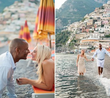 Destination Wedding Photography Positano, Italy