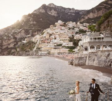 Destination Elopement Wedding Photography Positano Italy