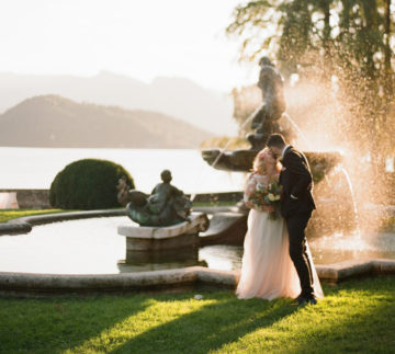Destination Wedding Photography Lake Como Italy