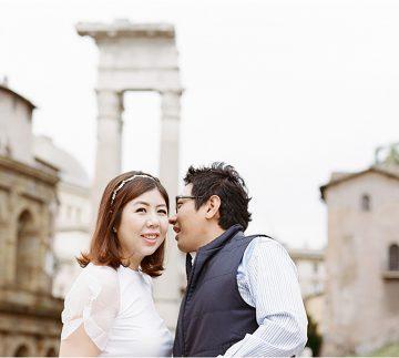 Rome Engagement