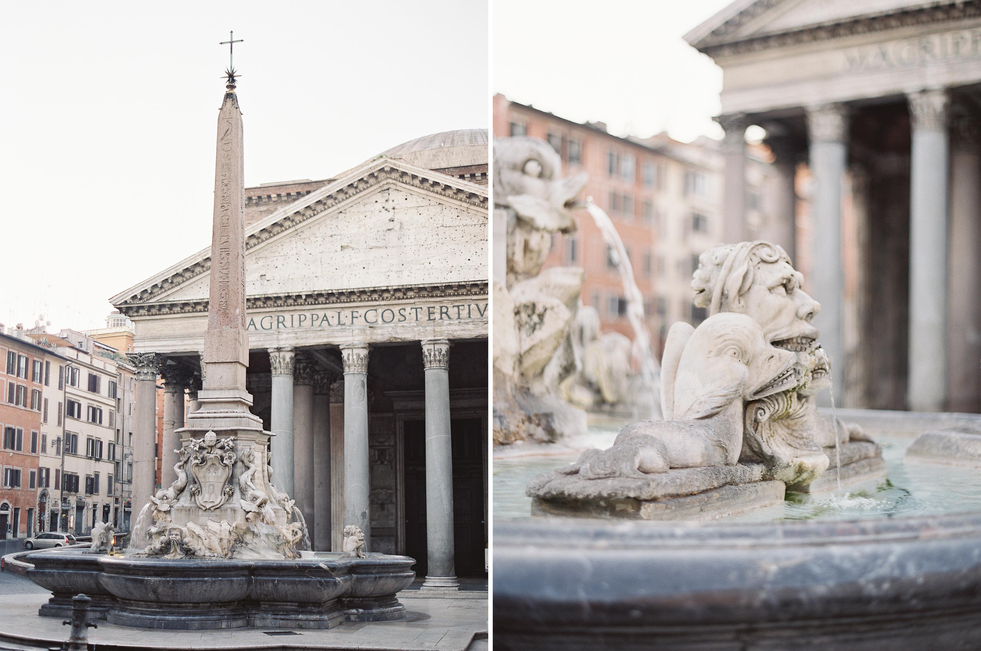 Elope to Rome_Pantheon