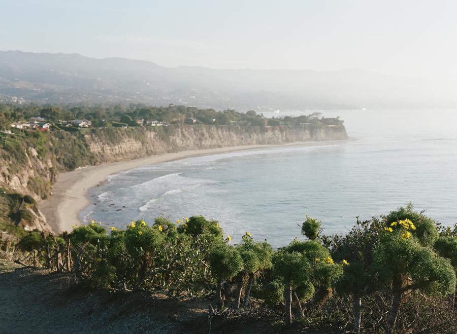 Malibu California Elopement Photography