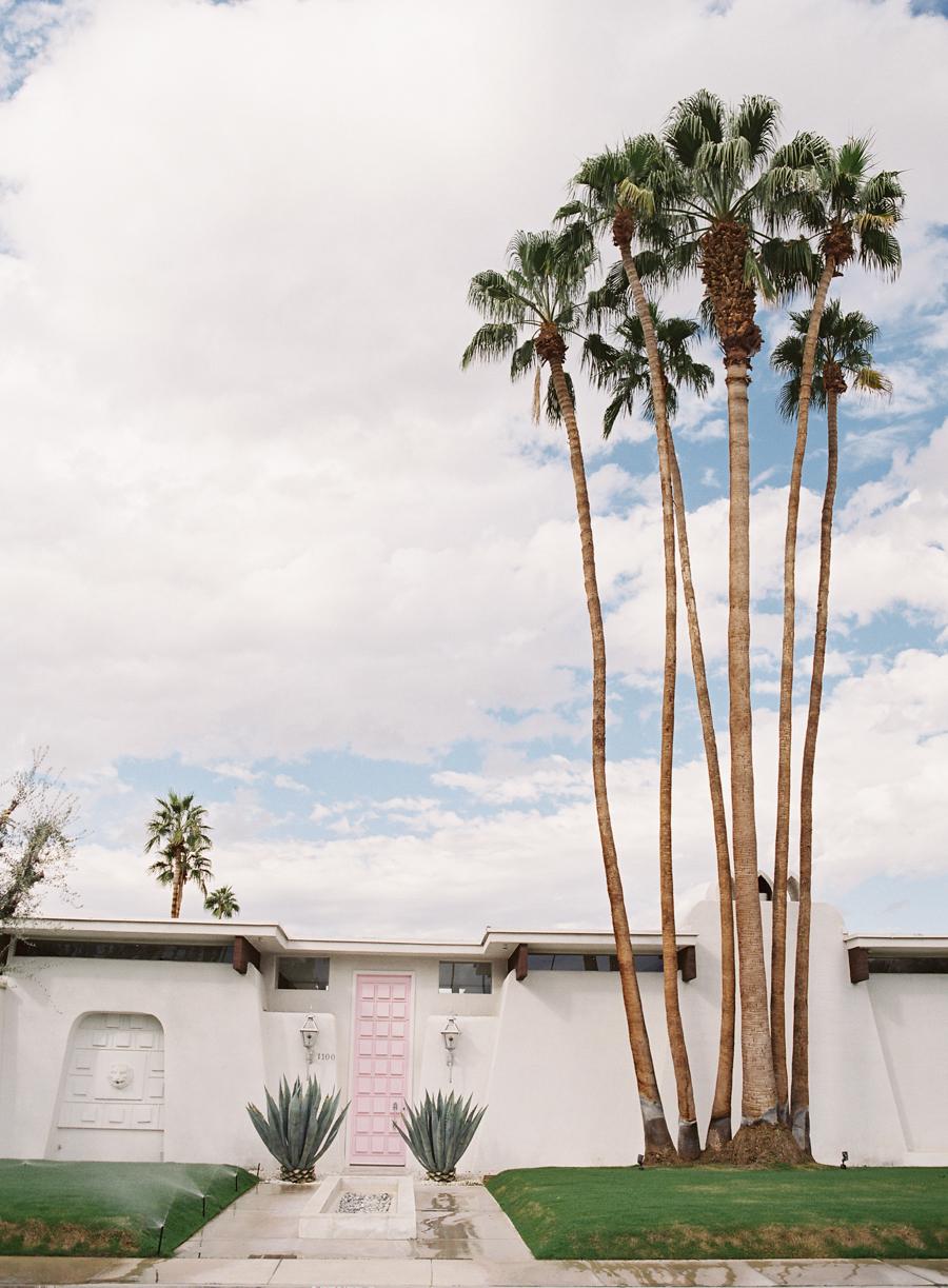 PalmSprings California Elopement