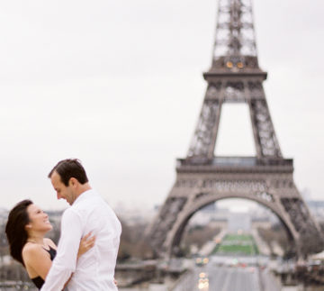 Paris Destination Wedding Elopement Photography