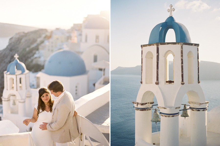 Santorini Wedding Elopement Photography