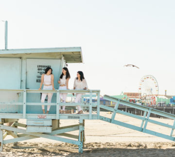 Santa Monica California Portrait Photography