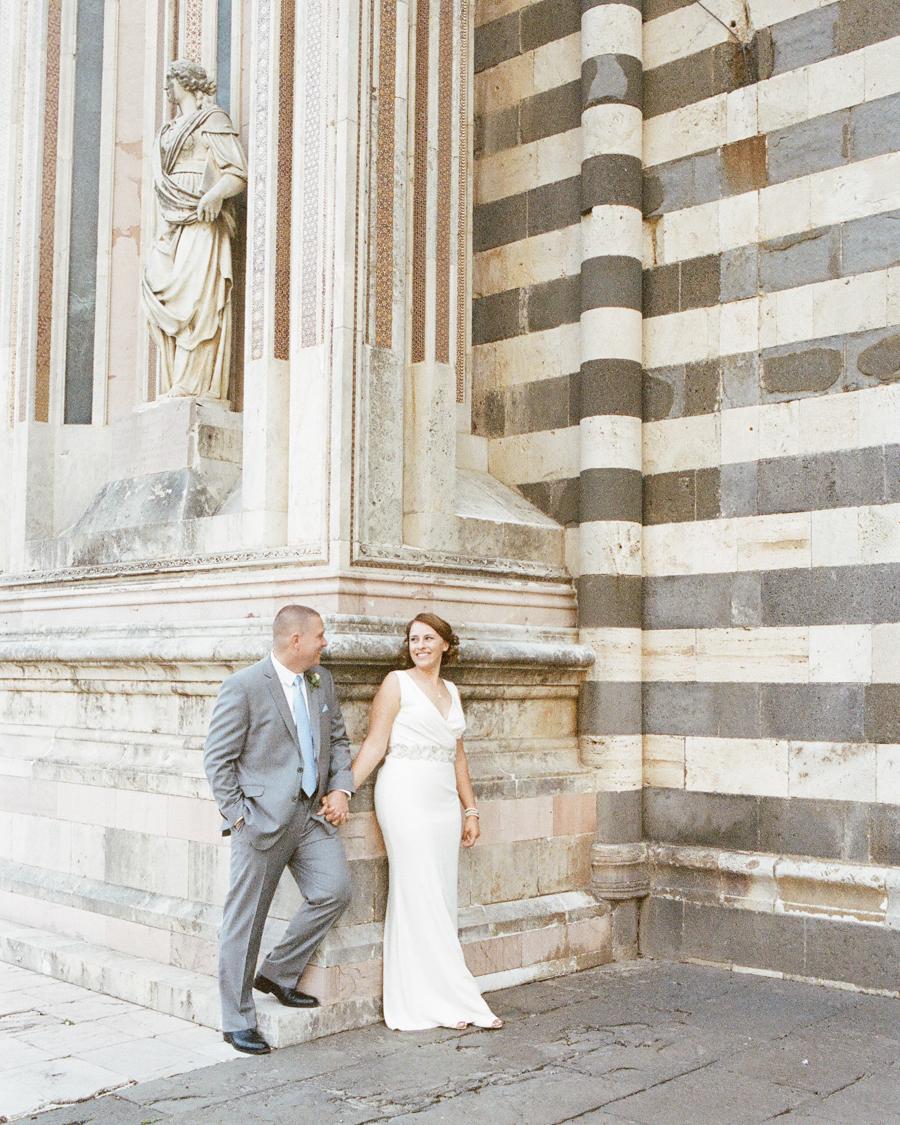 La badia orvieto italy elopement Photography