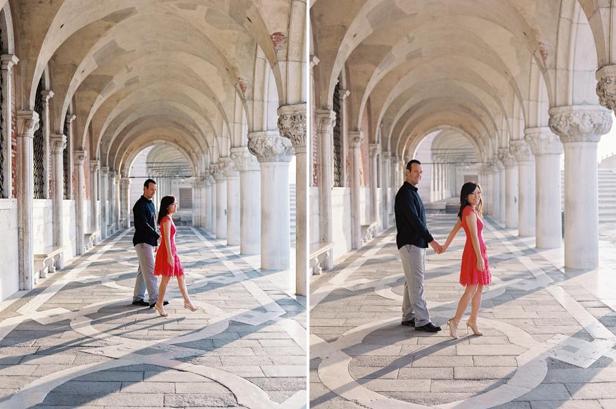 Venice Engagement Photography
