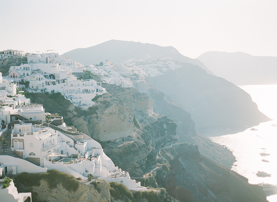 Santorini, Greece Portrait Photography