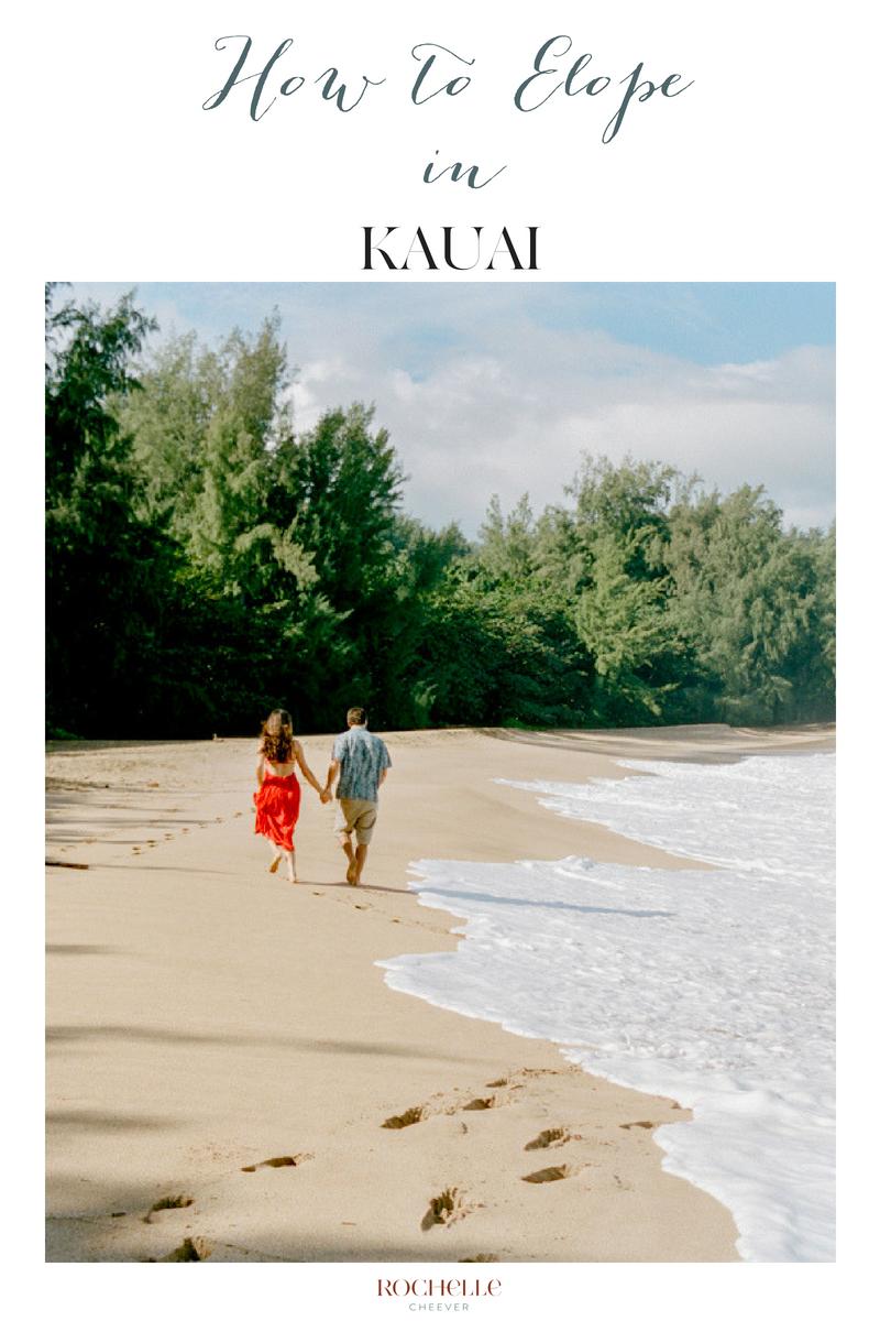 How To Elope To Kauai