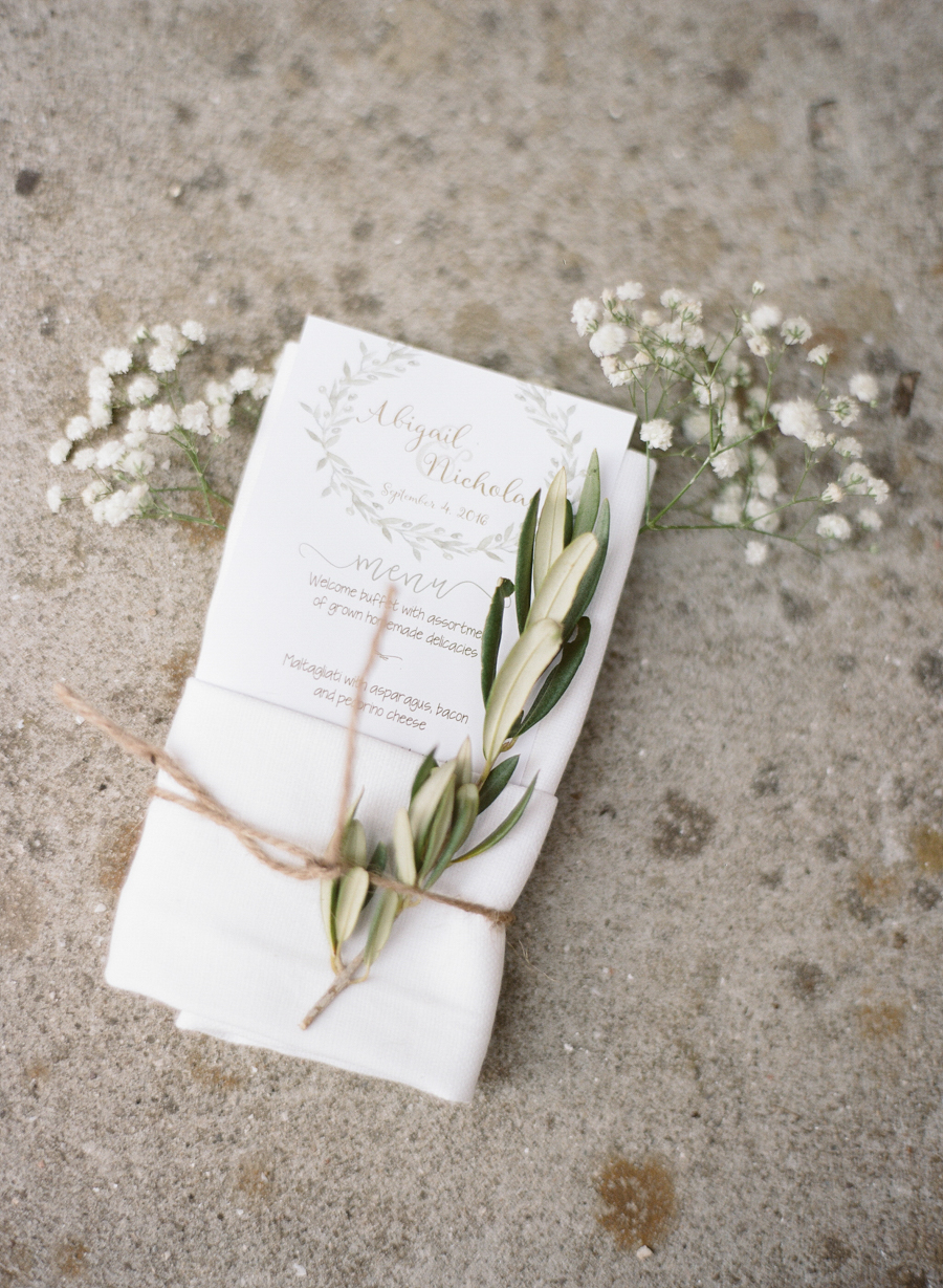 Amalfi Coast: An Intimate Destination Wedding